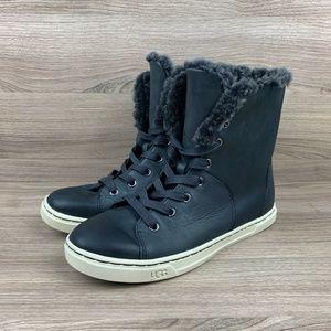 Ugg Croft Quilt High Top Boots